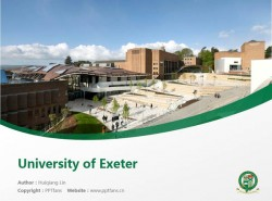 University of Exeter powerpoint template download | 埃克斯特大学PPT模板下载