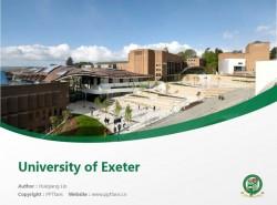 University of Exeter powerpoint template download | 埃克斯特大学PPT模板下载