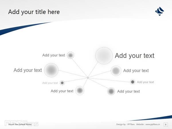 Keyano College powerpoint template download | 克亚诺学院PPT模板下载_幻灯片预览图9