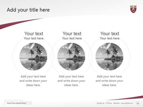University of Canterbury powerpoint template download | 坎特伯雷大学PPT模板下载_幻灯片预览图14