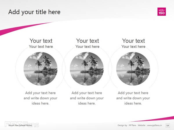 Oxford Brookes University, ICELS powerpoint template download | 牛津布鲁克斯大学PPT模板下载_slide13