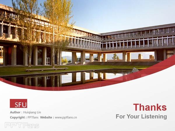 Simon fraser university powerpoint template download | 西蒙弗雷泽.
