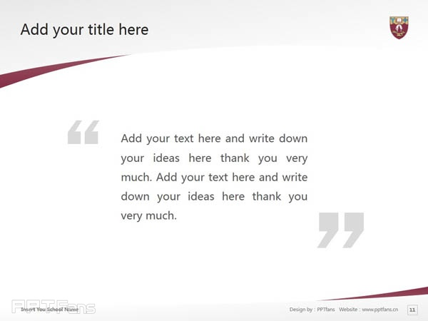 University of Canterbury powerpoint template download | 坎特伯雷大学PPT模板下载_幻灯片预览图12