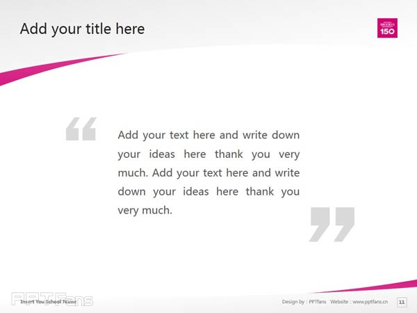 Oxford Brookes University, ICELS powerpoint template download | 牛津布鲁克斯大学PPT模板下载_slide11