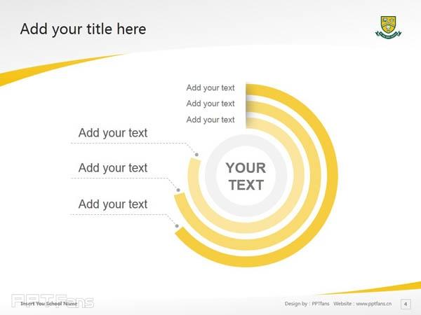 University of Regina powerpoint template download | 里贾纳大学PPT模板下载_幻灯片预览图5