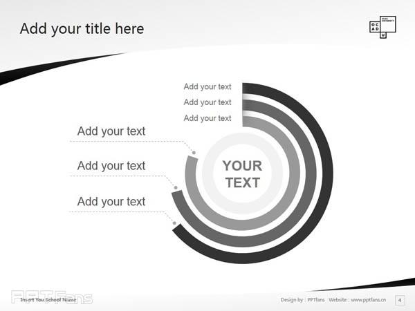 Ontario College of Art & Design powerpoint template download | 安大略艺术设计学院大学PPT模板下载_幻灯片预览图5
