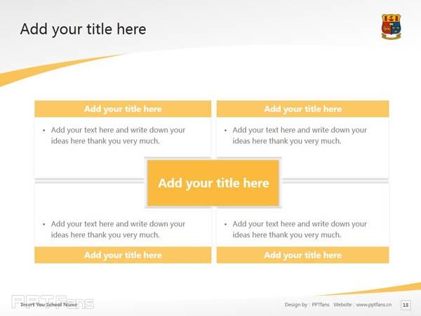 University College of Cork powerpoint template download | 科克大学学院PPT模板下载_slide16