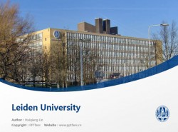 Leiden University powerpoint template download | 莱顿大学PPT模板下载