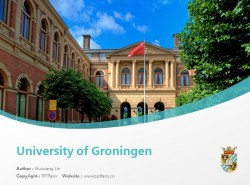 University of Groningen powerpoint template download | 格罗宁根大学PPT模板下载