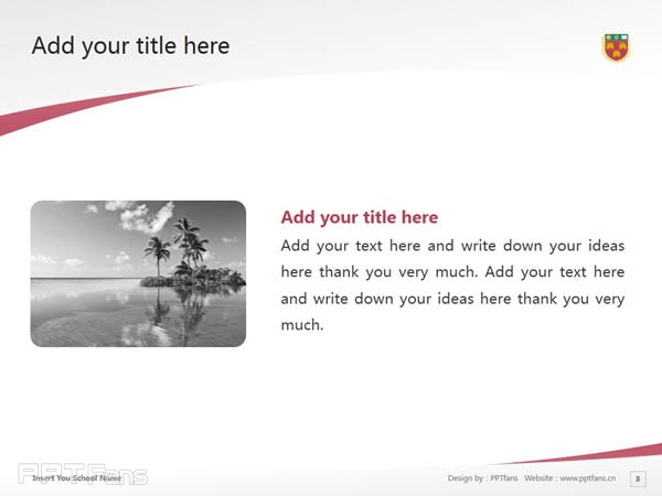 Institute of Technology, Carlow powerpoint template download | 卡罗理工学院PPT模板下载_slide4