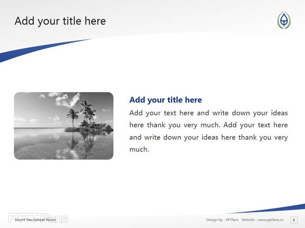 Milltown Institute of Theology & Philosophy powerpoint template download | 米尔敦学院PPT模板下载_slide4