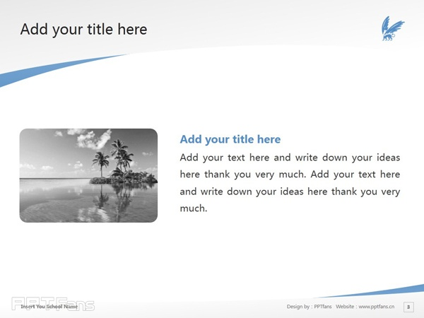 VU Amsterdam powerpoint template download | 阿姆斯特丹自由大学PPT模板下载_slide3