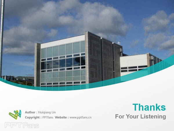 Whitireia Community Polytechnic powerpoint template download   新西兰维特利亚学院PPT模板下载_幻灯片预览图18