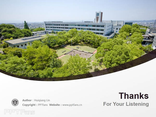 Nagoya Keizai University powerpoint template download | 名古屋经济大学PPT模板下载_slide18