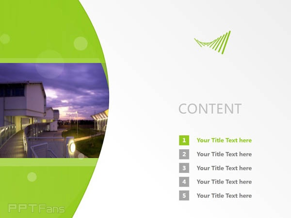 Institute of Technology, Blanchardstown powerpoint template download | 布兰察斯镇理工学院PPT模板下载_slide2