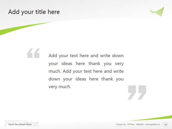 Institute of Technology, Blanchardstown powerpoint template download | 布兰察斯镇理工学院PPT模板下载_slide12
