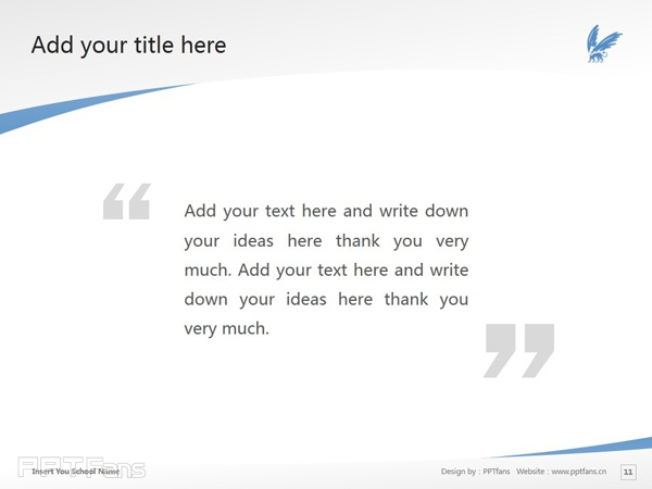 VU Amsterdam powerpoint template download | 阿姆斯特丹自由大学PPT模板下载_slide11