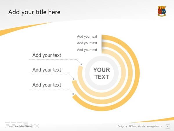 University College of Cork powerpoint template download | 科克大学学院PPT模板下载_slide5