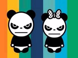 三分钟教程(206):潮牌来袭!PPT绘制Panda品牌