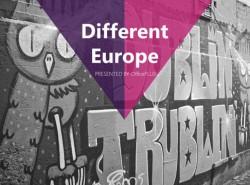 介绍欧洲的PPT