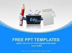 课件教育PPT模板下载(16:9)