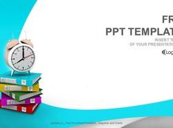 日程计划PPT模板(16:9)