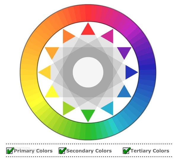 PPT怎么样的配色会令人觉得舒服?