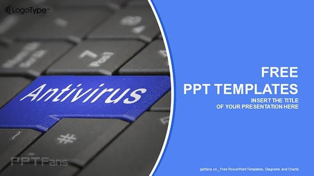 电脑电商PPT下载_预览图1