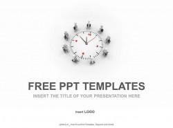 日程计划PPT模板