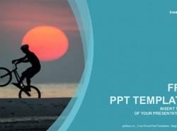 自行车运动PPT