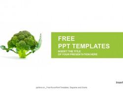 蔬菜食品PPT下载