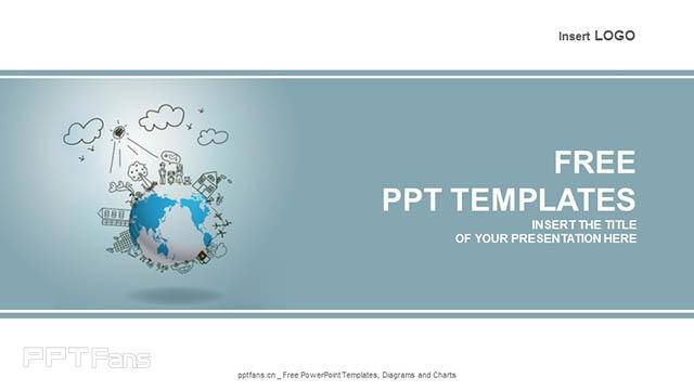 美术地理课件PPT_预览图1