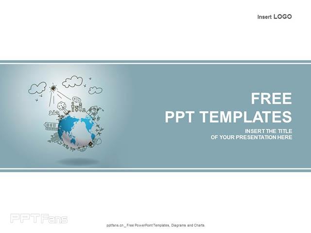 美术地理课件PPT_预览图4