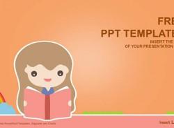 课件读后感PPT
