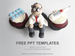 医疗医药行业PPT模板下载