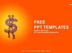 人民币汇率PPT模板下载