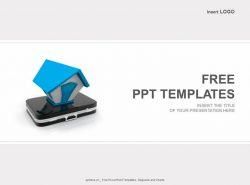房地产销售PowerPoint模板下载