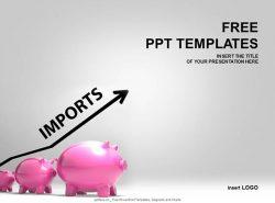 进口贸易PPT模板下载
