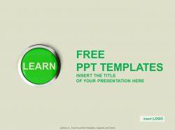 学习教育PPT模板下载