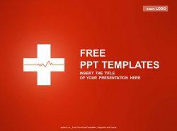 医学符号PPT模板下载