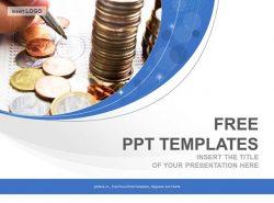 投资理财PPT模板下载