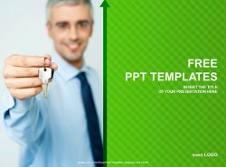 房产销售PPT模板