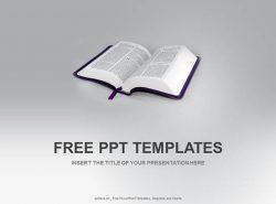圣经PPT模板下载