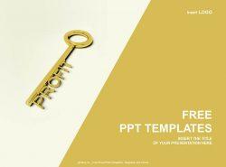 利润的关键PPT模板下载
