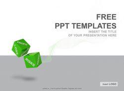 融资风险PPT模板下载