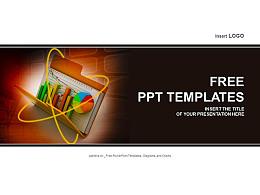 图表PPT模板下载