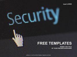 网络安全PPT模板下载
