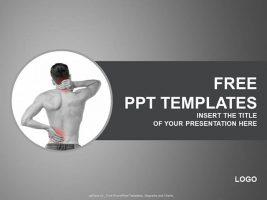 运动损伤PPT模板下载