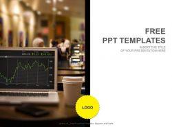 股市分析PPT模板下载