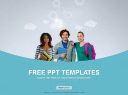 学生PPT模板下载